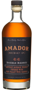 Amador Whiskey Co. Bourbon Double Barrel 750ml